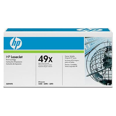 tooner HP LaserJet Q5949X