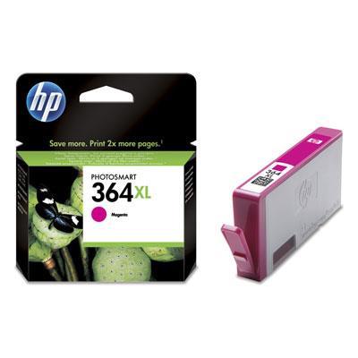 tindikassett HP nr 364XL (punane)