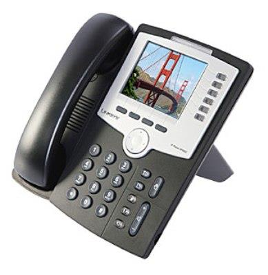 internetitelefon LinkSys SPA962 + adapter