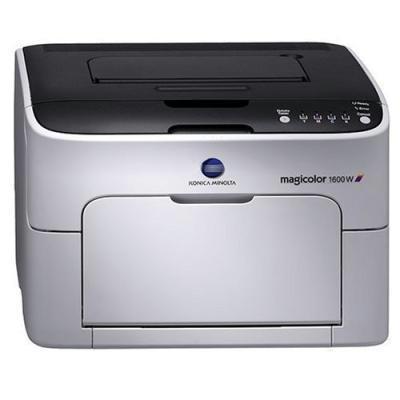 printer Konica Minolta Magicolor 1600W