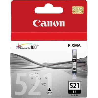 tindikassett Canon CLI-521BK