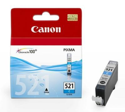 tindikassett Canon CLI-521C