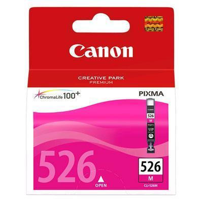 tindikassett Canon CLI-526M