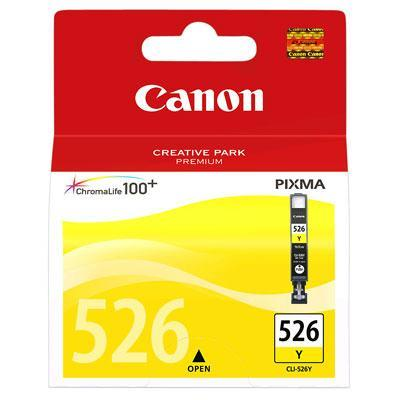 tindikassett Canon CLI-526Y