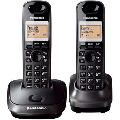 juhtmeta telefon Panasonic KX-TG2512