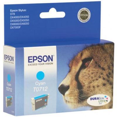 tindikassett Epson T0712