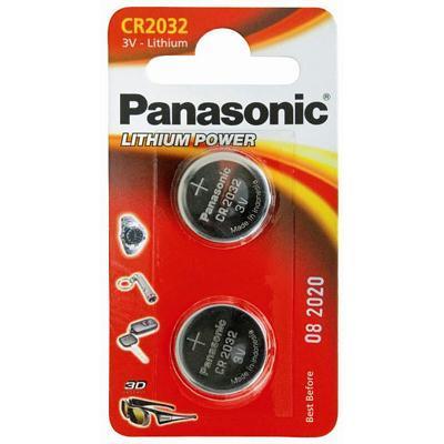 patarei Panasonic CR2032/2B, 2 tk