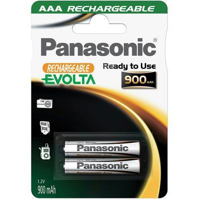 aku Panasonic Evolta, 900 mAh P-03E/2B