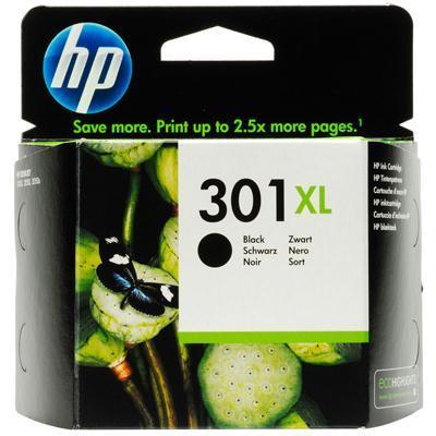 tindikassett HP 301XL
