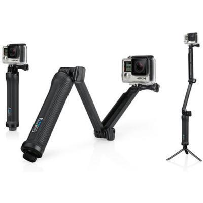 kolm-ühes kinnitus GoPro kaamerale