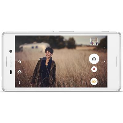 mobiiltelefon Sony Xperia M4 Aqua (valge)