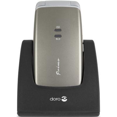 mobiiltelefon Doro Primo 405 (beež)