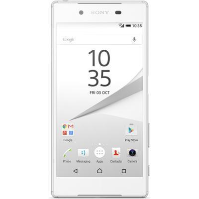 mobiiltelefon Sony Xperia Z5 (valge)