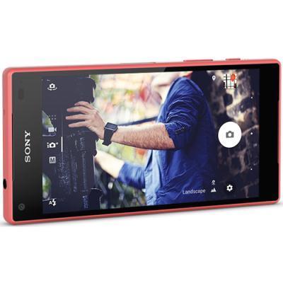 mobiiltelefon Sony Xperia Z5 Compact (punane)