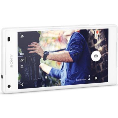 mobiiltelefon Sony Xperia Z5 Compact (valge)