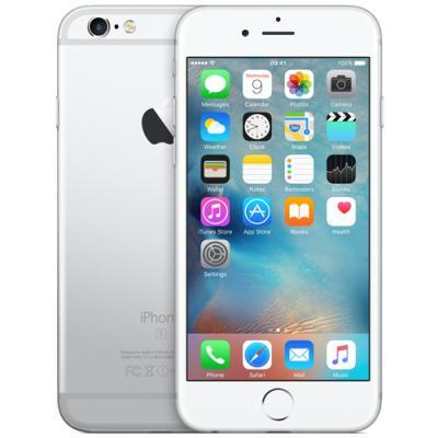 mobiiltelefon Apple iPhone 6S 16 GB (hõbedane)