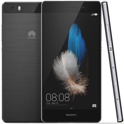 смартфон Huawei P8 Lite Dual SIM (черный)