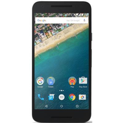 mobiiltelefon LG Nexus 5X 16 GB (valge)