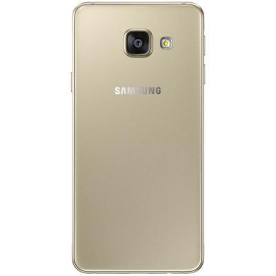 mobiiltelefon Samsung Galaxy A3 2016 (kuldne)