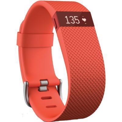 aktiivsusmonitor Fitbit Charge HR S (oranž)