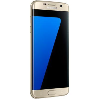 mobiiltelefon Samsung Galaxy S7 Edge (kuldne)