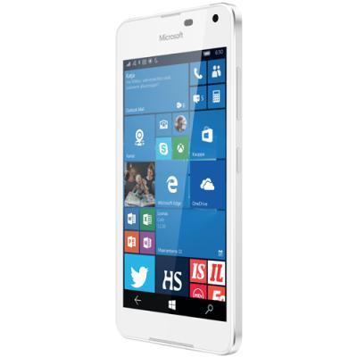 mobiiltelefon Microsoft Lumia 650 (valge)