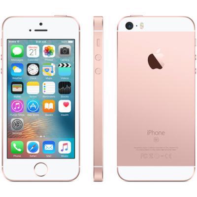 mobiiltelefon Apple iPhone SE 16 GB (roosa)