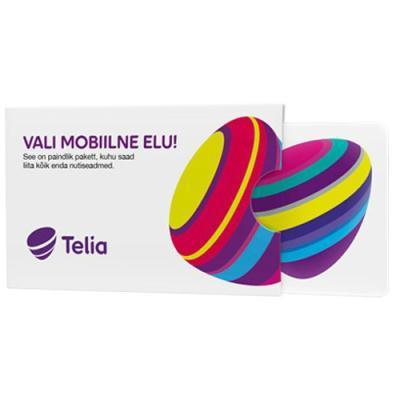 Telia Mobiil-ID SIM-kaart
