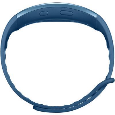 aktiivsusmonitor Samsung Gear Fit2 L (sinine)