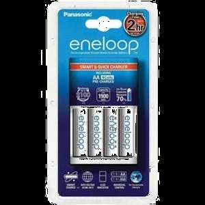 aku Panasonic Eneloop BQ-CC16, 1900 mAh AA/4BP