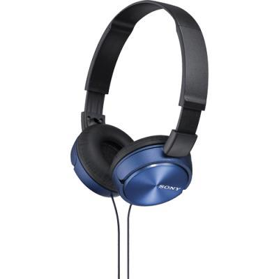 kõrvaklapid Sony MDR-ZX310 (sinine)