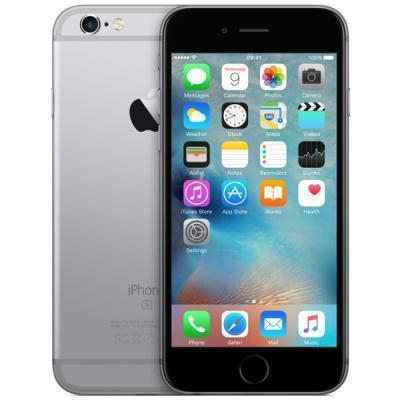 mobiiltelefon Apple iPhone 6S 32 GB (hall)