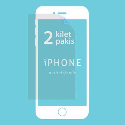 ekraanikaitsekile Valma Apple iPhone 7 Plus/8 Plus'ile