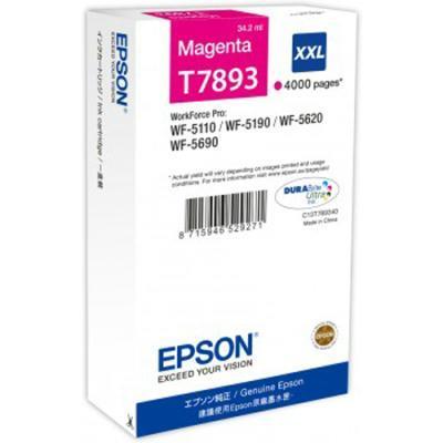 tindikassett Epson T7893 XXL