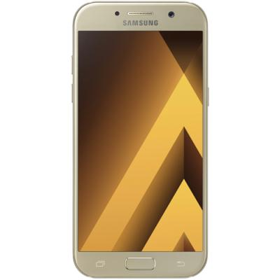 mobiiltelefon Samsung Galaxy A5 (2017) (kuldne)