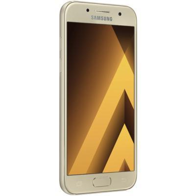 mobiiltelefon Samsung Galaxy A3 (2017) (kuldne)