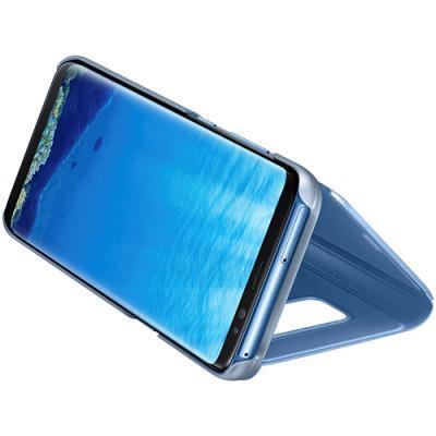 kaaned Samsung Clear View Galaxy S8'le (sinine)