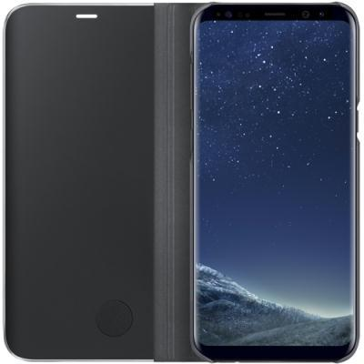 kaaned Samsung Clear View Galaxy S8+'ile (must)