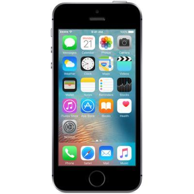 mobiiltelefon Apple iPhone SE 32 GB (hall)