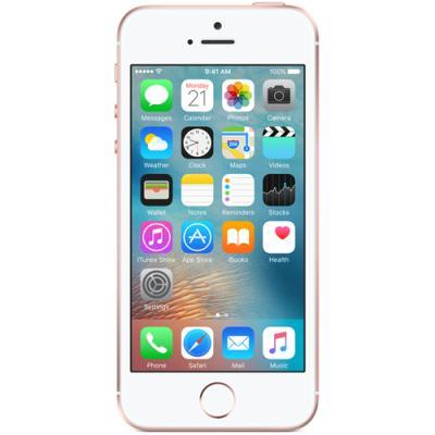 mobiiltelefon Apple iPhone SE 32 GB (roosa)