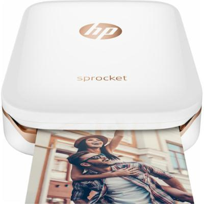 printer HP Sprocket (valge)