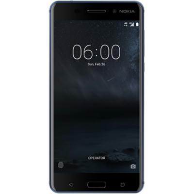 mobiiltelefon Nokia 6 Dual SIM (sinine)