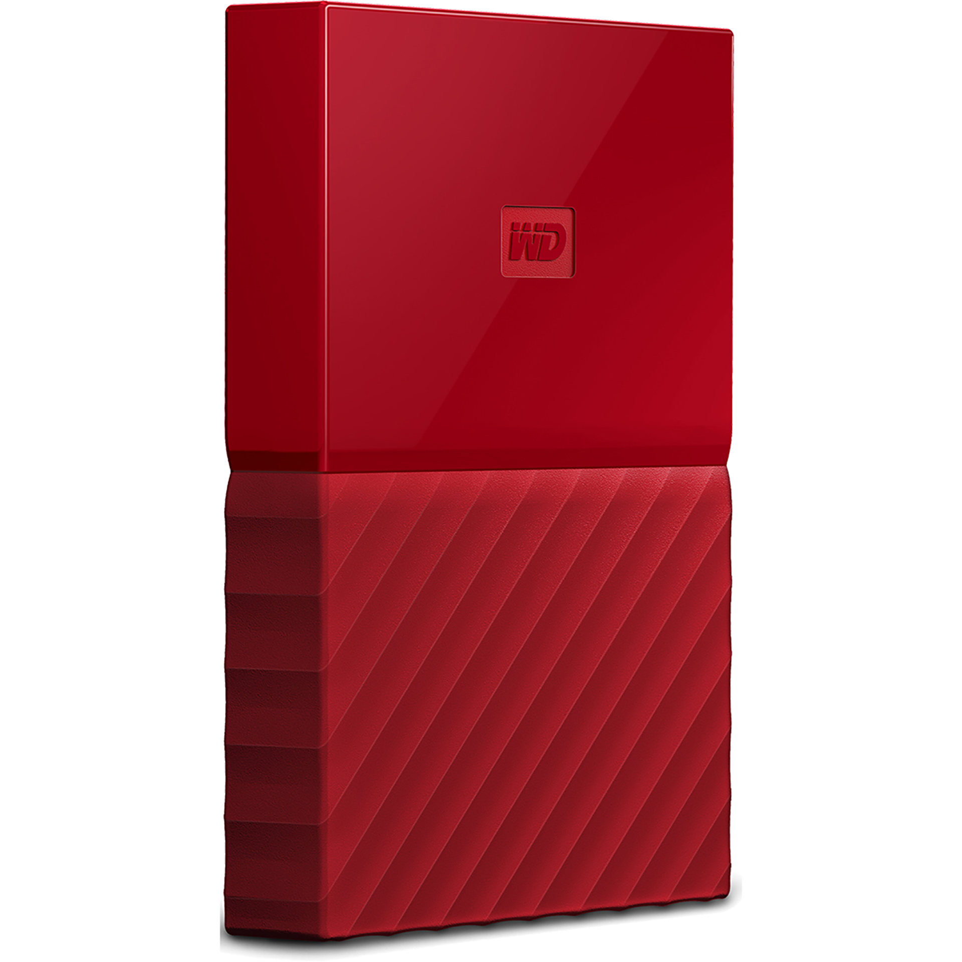 väline kõvaketas Western Digital My Passport  2 TB (punane)