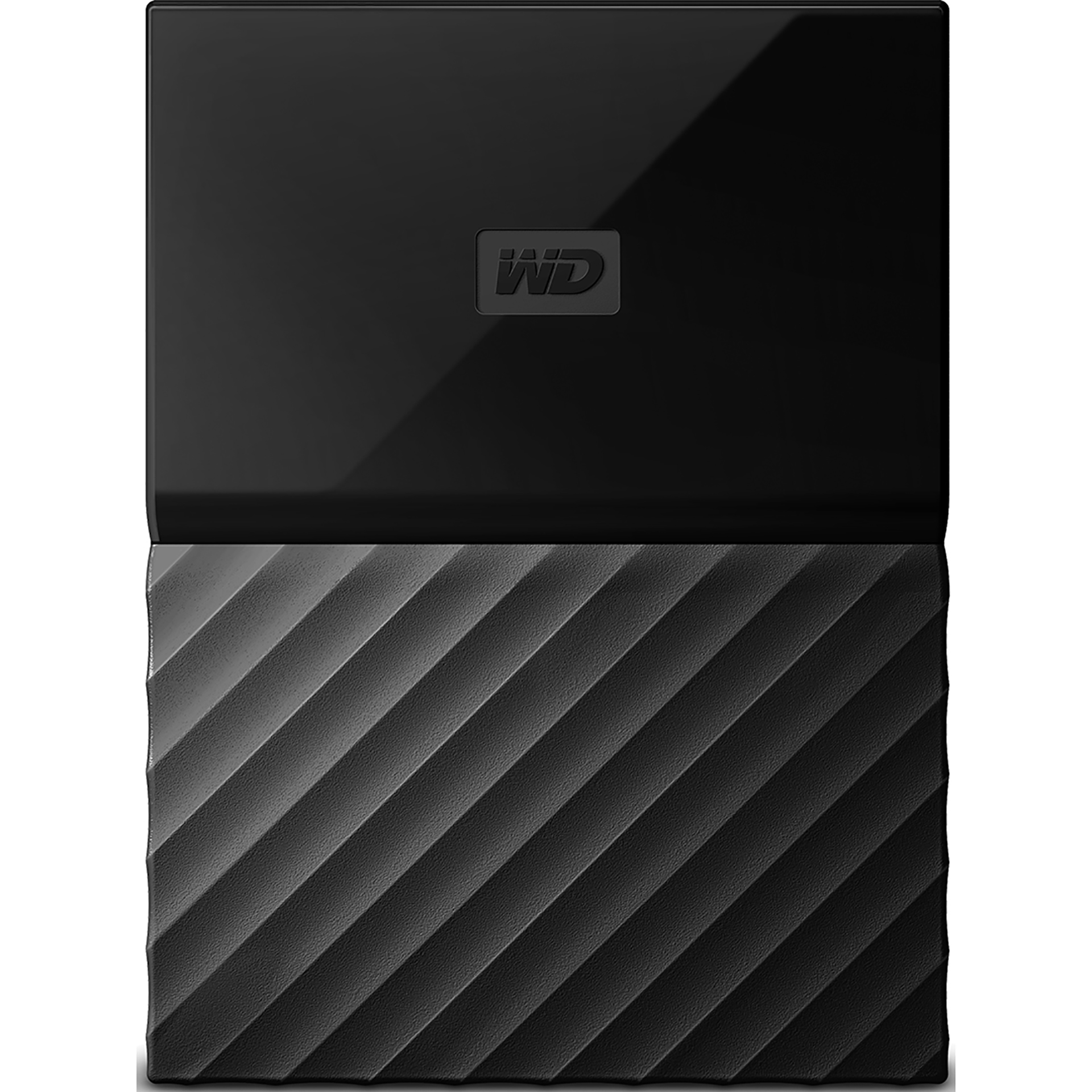 väline kõvaketas Western Digital My Passport  2 TB (must)