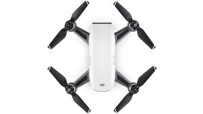 droon DJI Spark Fly More Combo Kit (valge)