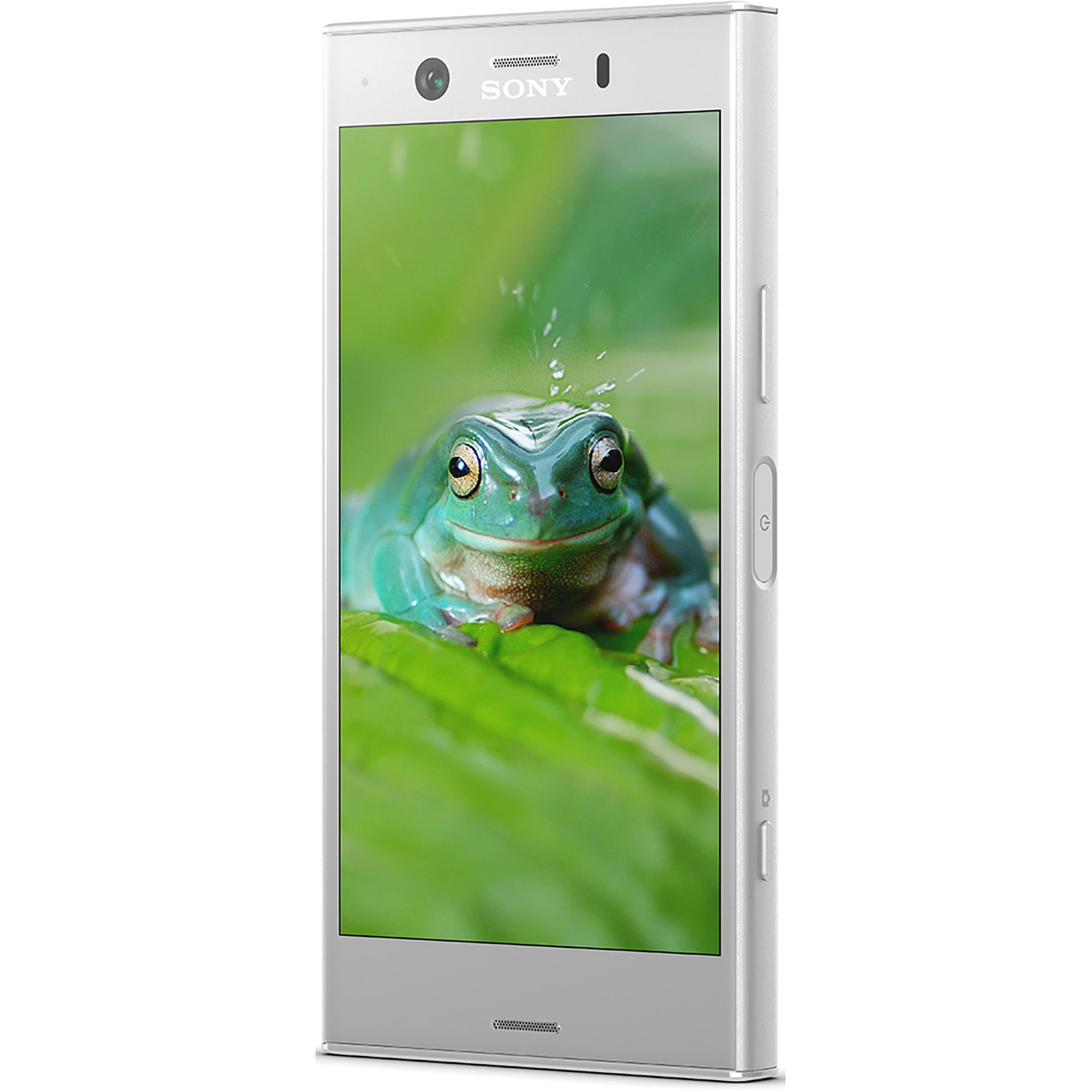 mobiiltelefon Sony Xperia XZ1 Compact (hõbedane)