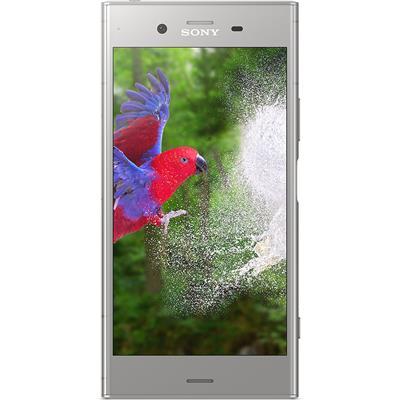 mobiiltelefon Sony Xperia XZ1 (hõbedane)