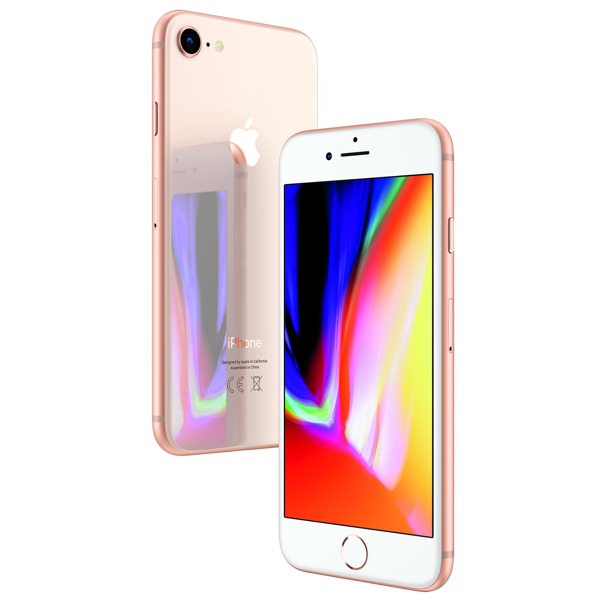mobiiltelefon Apple iPhone 8 64 GB (kuldne)