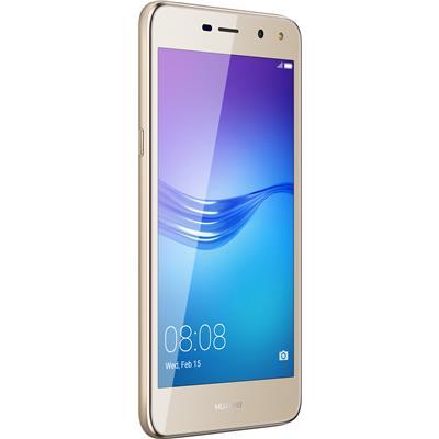 mobiiltelefon Huawei Y6 2017 Dual SIM (kuldne)