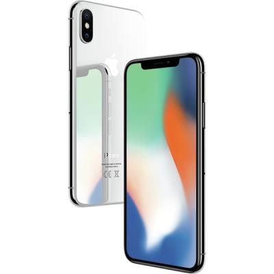 mobiiltelefon Apple iPhone X 256 GB (hõbedane)